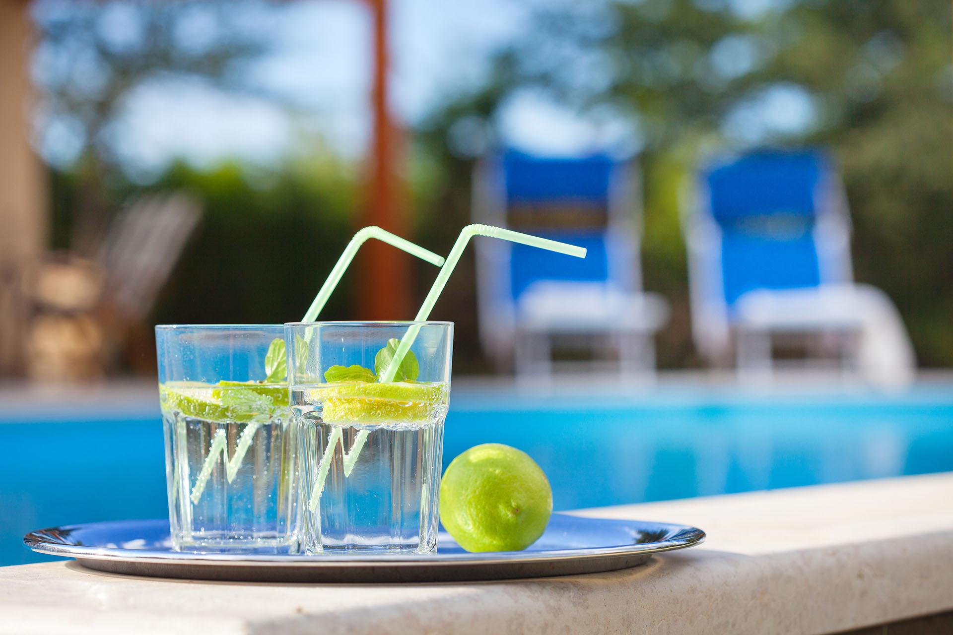 pool detail - Kompas travel-Porec-Istria-Croatia
